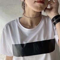 TranoiロゴTシャツ