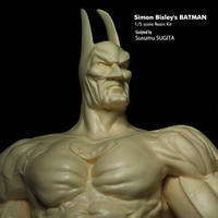 Simon Bisley's BATMAN キット