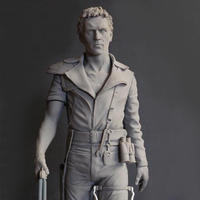 MAD MAX 1/4scale  キット【入荷中】