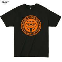 TYRELL  T-シャツ【入荷中・代引不可】