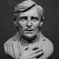 Father Karris 1/4scale bust Kit【取り寄せ】