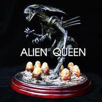 Alien Queen AVP Ver. 完成品