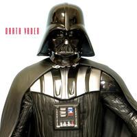 Darth Vader 完成品