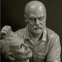 Oldman Michael Bust kit【取り寄せ】