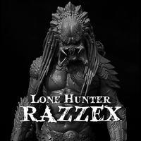 """LONE HUNTER """" RAZZEX """" kit【入荷待ち】"""