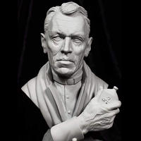 Father Merrin 1/4scale bust Kit【取り寄せ】