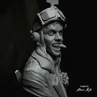 The Man from the Sky 1/4scale bust Kit【入荷中】