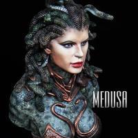 Medusa Bust 完成品
