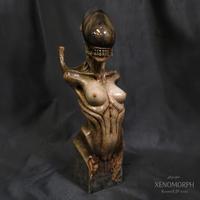 Xenomorph Bust 完成品