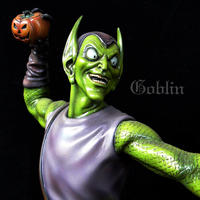 Green Goblin 完成品