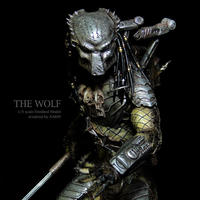 THE WOLF 完成品
