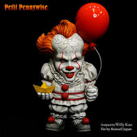 Petit Pennywise完成品