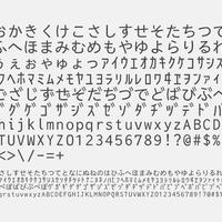 FGノーマル半角フォント for ワードプラスプラグイン