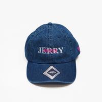 FROTH  JERRYSMITH  デニムキャップ Color:ダークブルー