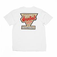 "BeachBum Tシャツ ""D NETWORK"" Color:ホワイト"