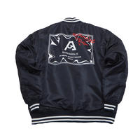 "スタジャン(Stadium Jacket) SURFAHOLIC ""everytime irregular"""