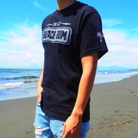 """Vol.40 期間限定 BeachBum  Tシャツ  """"Sign Board"""" Color:ブラック"""