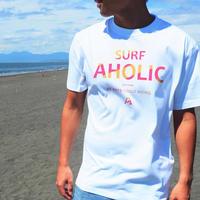 "Vol.42 期間限定 SURFAHOLIC  Tシャツ  ""BeachCircus"" Color:ホワイト"