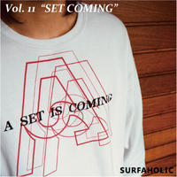 Vol. 11 期間限定 スウェットSURFAHOLIC Color:White