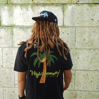"BeachBum Tシャツ ""High Intensity"" Color:ブラック"