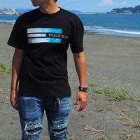 "Vol.30 期間限定 BeachBum Tシャツ  ""Beach Lines"" Color:ブラック"