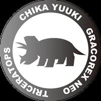 GracoRex NEO缶バッチ(結城ちか)