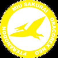 GracoRex NEO缶バッチ(桜井MIU)