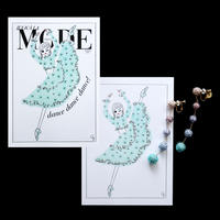 """JULICÀ LA MODE magazine"" GREETING CARD[L]AUGUST 2021"