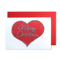 "✦Yurika's Drawing✦ ""MERRY CHRISTMAS"" GREETING CARD[M]"