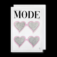 """JULICÀ LA MODE magazine"" GREETING CARD[L]SEPTEMBER 2021"