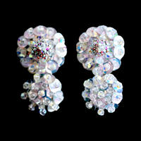 JULICA EARRINGS | BONBON SHELL_MIRACLE