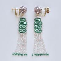 "JULICA | BONBON LETTRE Earrings ""n°28"""