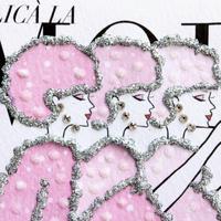 """JULICÀ LA MODE magazine"" GREETING CARD[L]DECEMBER 2020"