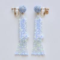 "JULICA | BONBON LETTRE Earrings ""merci"""