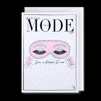 """JULICÀ LA MODE magazine"" GREETING CARD[L]NOVEMBER 2020"