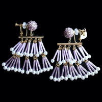 JULICA EARRINGS | BONBON DRESS2_REMEMBER ME