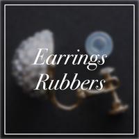 Earrings rubbers