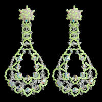 JULICA Earrings | COUTURE1_SICILY[NEON YELLO]