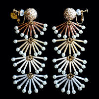JULICA EARRINGS | DRESS_LIVE WITH ME