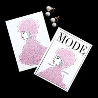 """JULICÀ LA MODE magazine"" GREETING CARD[L]MAY 2021"