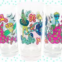 『Monster Island 』 Glass
