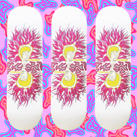 『2MAN』 Skate deck