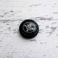 ロイヤルブリーズ 18mm ベルト用 リスト コンパス 方位磁石 ノーマーク IPX8 日本製