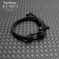 Kuro EDC バガーナ パラコード ブレスレット