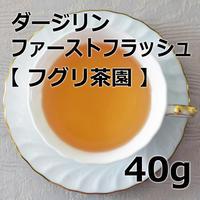 ダージリン ファーストフラッシュ 40g 【フグリ茶園】2020年産