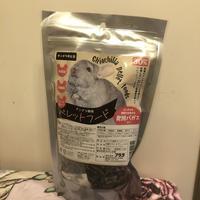 【サンプル】アルコ チンチラペレットフード(発酵バカス入り)