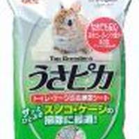 GEX  うさピカ トイレ・ケージのお掃除シート(厚手タイプ)