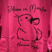 《Believe in Miracles》 Haruma Suzuki「ロングスリーブTシャツ」