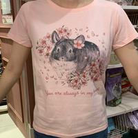 グレイスのぬくもりを感じるTシャツ(ソフトピンク)