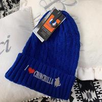 《PRETEND》I♡CHINCHILLA オリジナルニット帽
